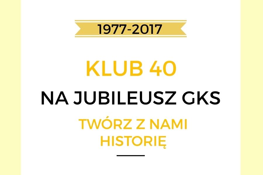 KLUB 40 - miejsce dla Ciebie